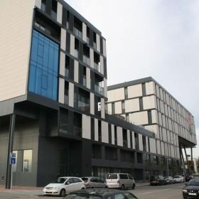 Edificio terciario: Hotel 106 hab. | Residencia geriátrica 84 plazas | Parking 60 coches