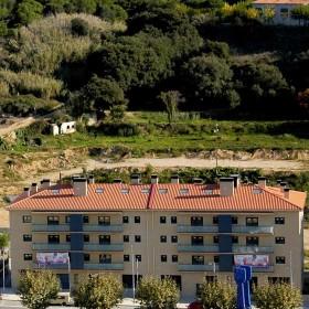 Edificio plurifamiliar: 35 pisos, locales comerciales y parking