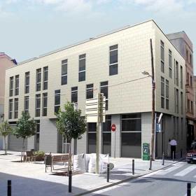 Edificio plurifamiliar de 9 pisos,locales comercial y parking